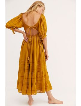 Let's Be Friends Midi Dress by Endless Summer