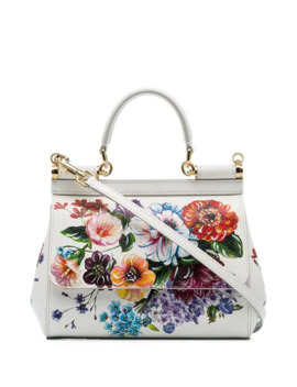 Blomstret Dauphine Tote by Dolce & Gabbana