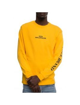 Non Influencer Long Sleeve Tee by Kill Brand