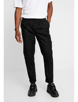 Mens Cropped Trouser   Stoffhose by Bellfield