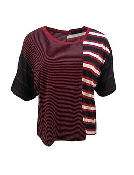 Top Diesel T Fallon 0 Samd 900 Blouse Black Red Rrp110€ by Diesel