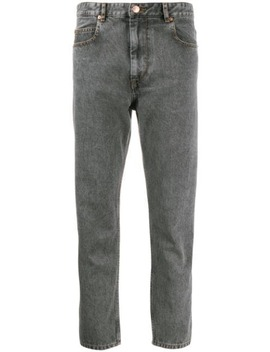 Straight Leg Jeans by Isabel Marant Étoile