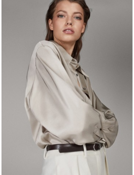 Blouse Limited Edition by Massimo Dutti