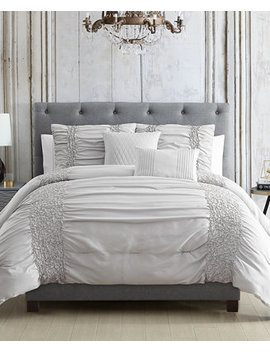 Amalina 5 Pc. Full/Queen Comforter Set, Created For Macy's by General
