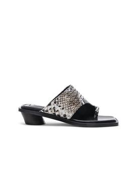 Western Sandal by Reike Nen