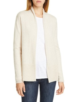 Open Cashmere Cardigan by Nordstrom Signature