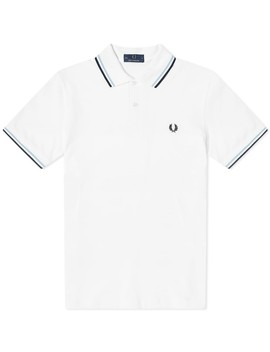 Fred Perry Original Twin Tipped Polo by Fred Perry