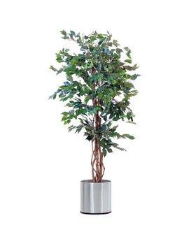 Ficus Benjamini Artificial Plant by 17 Stories