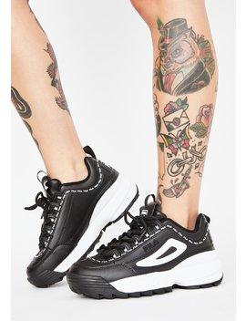Disruptor 2 Premium Repeat Sneakers by Fila