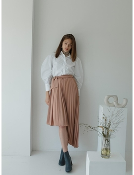 Allie Skirt Beige by Kollab