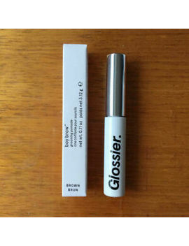 Glossier   Boy Brow Eyebrow Gel Fluffer Filler Shaper All 4 Shades Available by Glossier