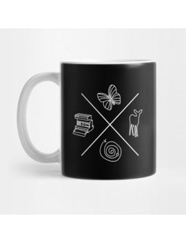 Life Is Strange Symbols Mug by Drawirm