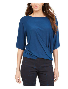 Twisted Top, Created For Macy's by General