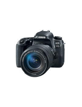 Eos 77 D Ef S 18 135mm F/3.5 5.6 Is Usm Lens Kit by Canon