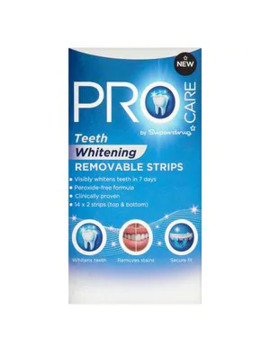Superdrug Procare Teeth Whitening Strips by Superdrug
