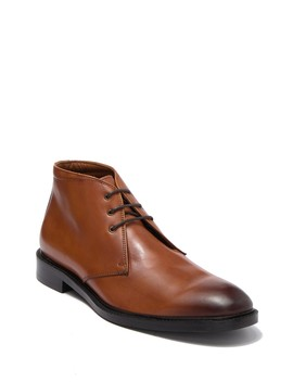 Arthur Leather Chukka Boot by Gordon Rush