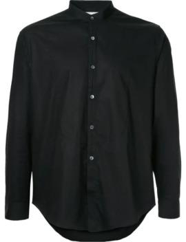 Band Collar Shirt by Cerruti 1881