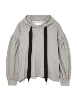 Oversized Cotton Jersey Hoodie by Marques' Almeida