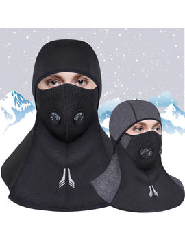 Balaclava Full Face Mask Winter Warm Thermal Ski Motorcycle Cycling Zipper Cap by Htwon