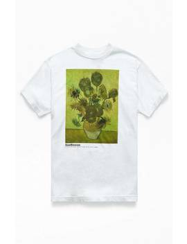 Van Gogh Sunflowers T Shirt by Pacsun
