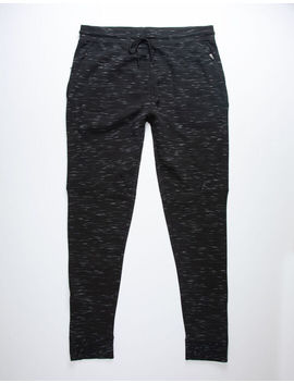 Vection Interlock Woven Zip Mens Sweatpants by Tilly's