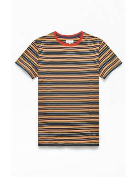Banks Journal Generation Striped T Shirt by Pacsun
