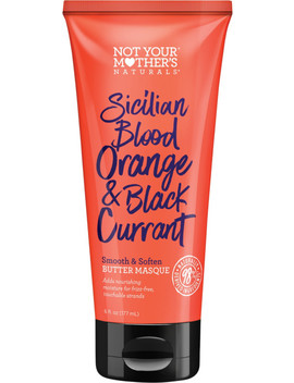 Sicilian Blood Orange & Black Currant Butter Masque by Not Your Mother's