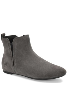 Remo Distressed Leather Bootie by Born