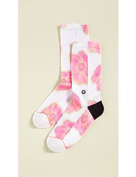 Thermo Floral Crew Socks by Stance
