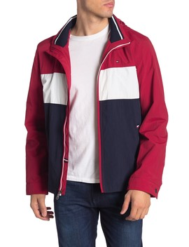 Colorblock Yachting Jacket by Tommy Hilfiger