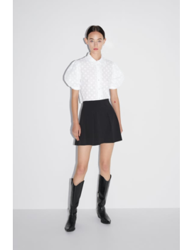 Mini Skirt With Darts  Mini Skirts Woman by Zara