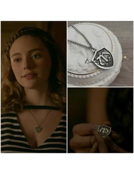Hope Mikaelson Legacies Inspired Necklace by Etsy