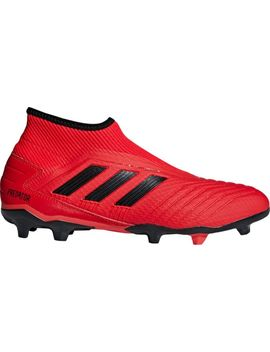 Adidas Men's Predator 19.3 Laceless Fg Soccer Cleats by Adidas