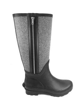 Womens Time Tru Zipper Winter Boot by Time And Tru