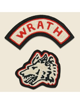 Patch Set   Wrath by Fort Lonesome