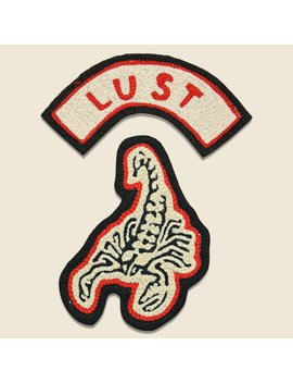 Patch Set   Lust by Fort Lonesome