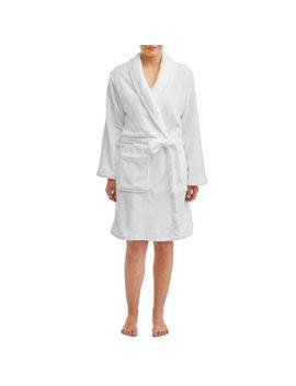 Blue Star Clothing Women's Full Length Plush Body Robe by Blue Star Clothing Company
