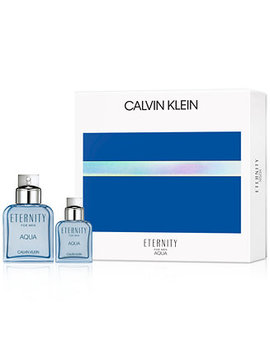 Men's 2 Pc. Eternity Aqua For Men Gift Set, Created For Macy's by General