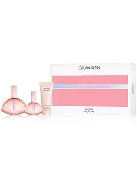 3 Pc. Endless Euphoria For Women Eau De Parfum Gift Set by General