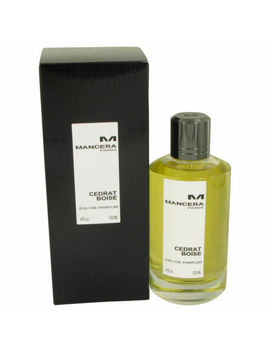 Mancera Cedrat Boise Eau De Parfum Spray 4 Oz New Sealed Box by Mancera