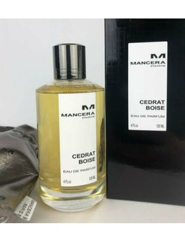Mancera Cedrat Boise 120ml/4oz Edp Bnib Sealed Authentic & Fast From Finescents! by Mancera
