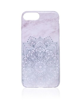 6+/7+/8+ Metallic Mandala Phone Case by Sportsgirl