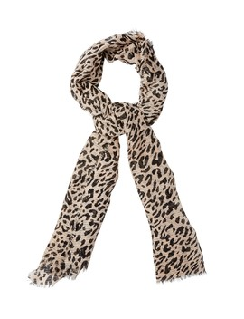 Natural Animal Scarf by Sportsgirl