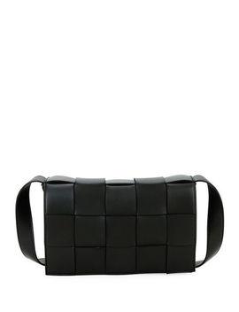 Cassette Napa Crossbody Bag by Bottega Veneta