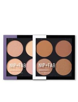 Nip+Fab Make Up Bronze + Glow Make Up Set by Superdrug