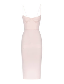 Avery Bodice Midi Dress by Alex Perry