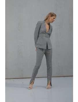 Pantalon Pied Depoule NouveautÉs Femme by Zara