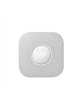 Google Nest Protect 2nd Generation   Multipurpose Sensor   Wireless   White by Nest Lab