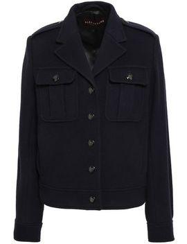 Wool Felt Jacket by Alexachung
