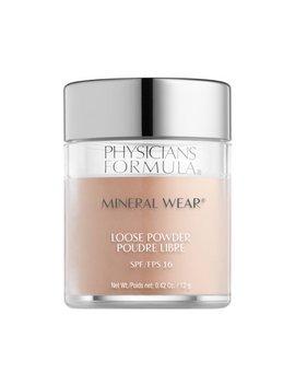 Physicians Formula Mineral Wear Loose Powder Spf 16, Creamy Natural by Physicians Formula